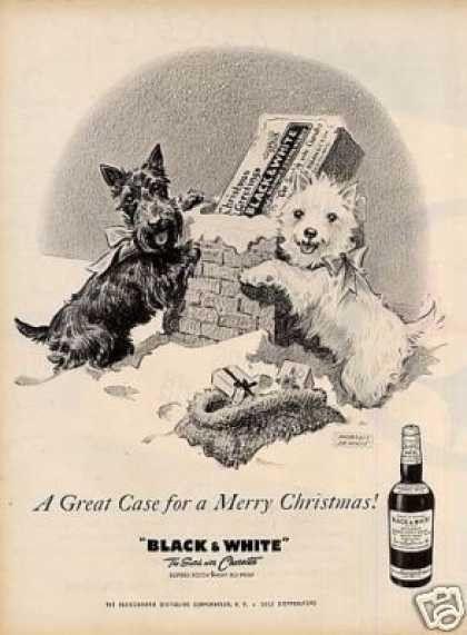 Pub BLACK & WHITE 1958